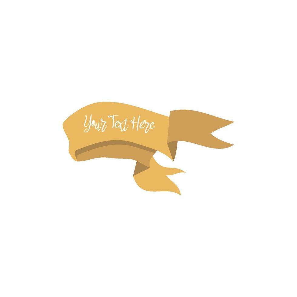 bordure de cadre de modèle de conception vierge emblème abstrait vecteur