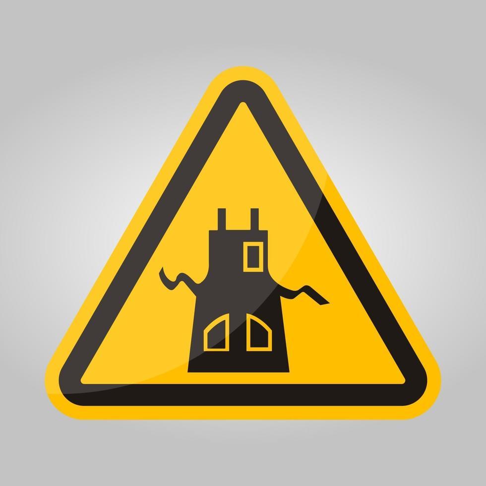 symbole porter tablier isoler sur fond blanc, illustration vectorielle eps.10 vecteur