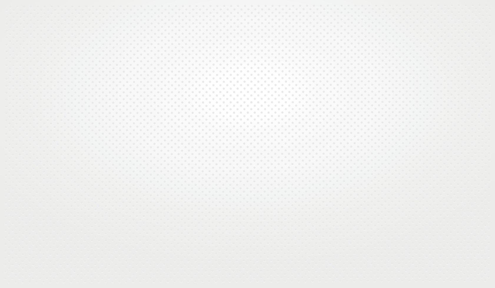 fond perforé blanc avec des trous blancs et une lueur vecteur