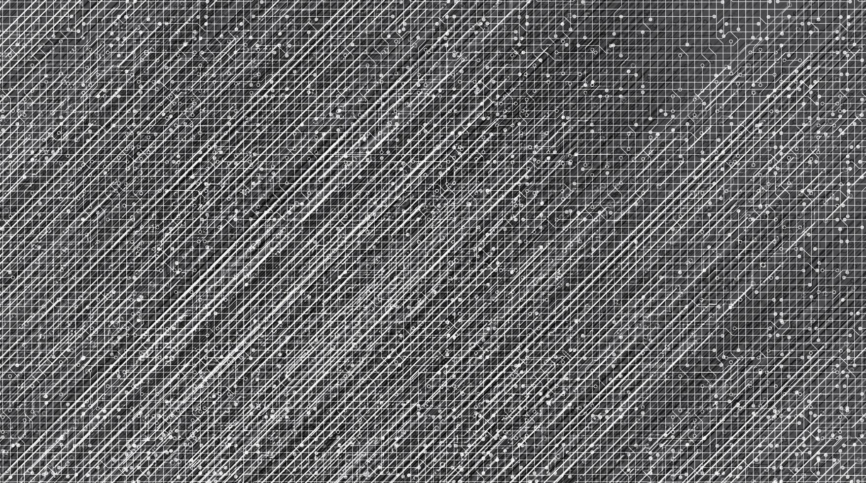 fond de technologie gris vitesse vecteur