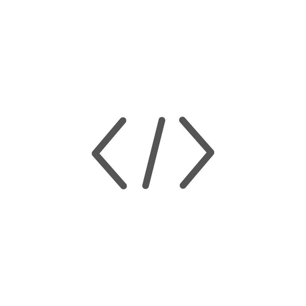 accolades caractère vecteur icône isolé
