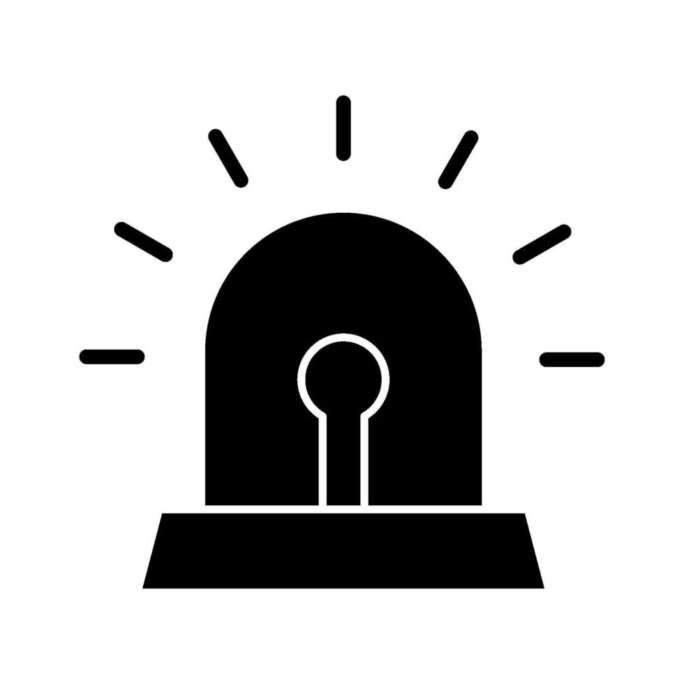 icône de vecteur d & # 39; urgence