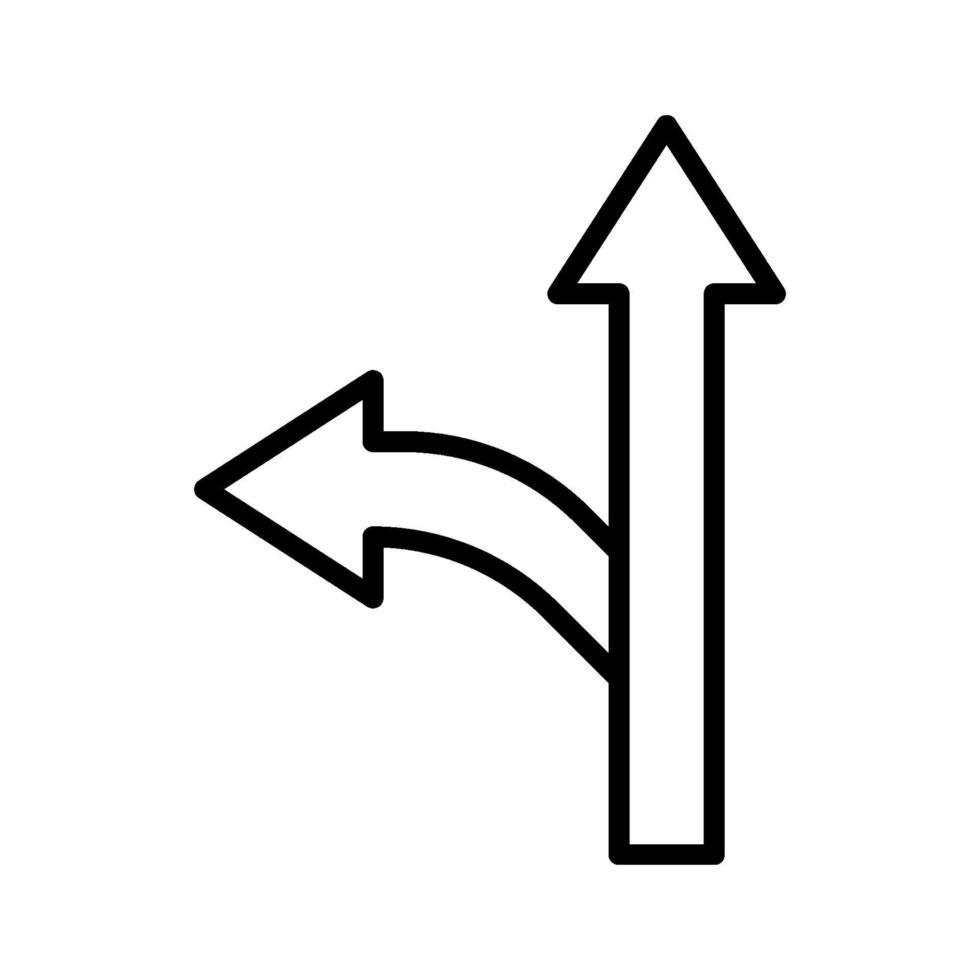 icône de vecteur de flèches