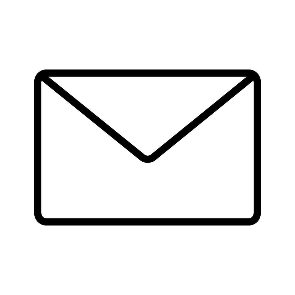 icône de vecteur d & # 39; enveloppe