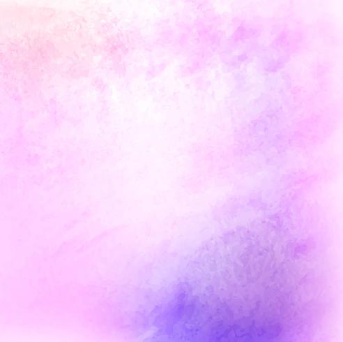 Abstrait coloré texture aquarelle vecteur