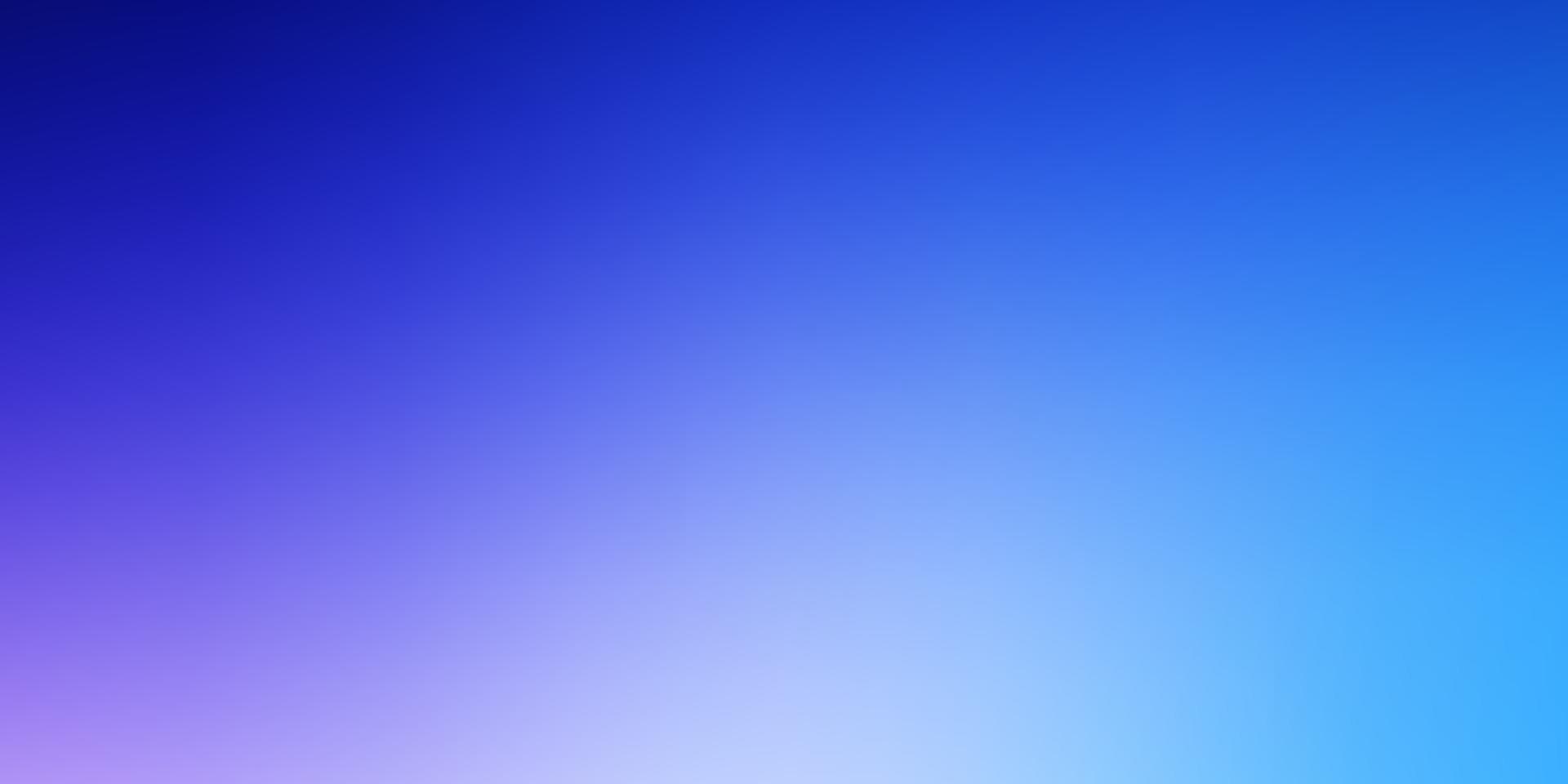modèle flou de vecteur rose clair, bleu.