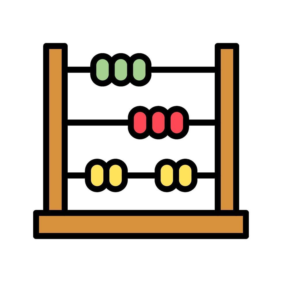icône de vecteur de boulier