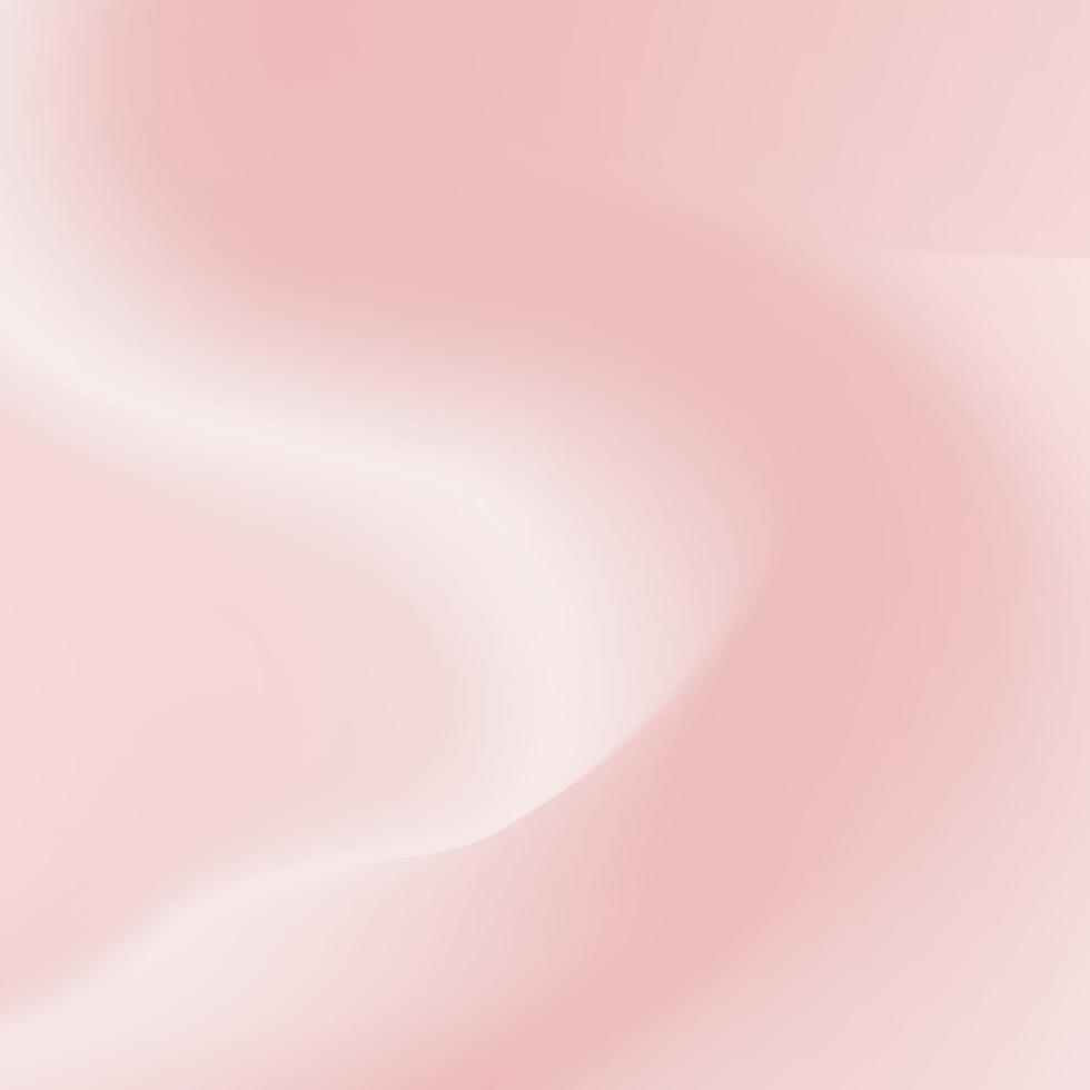 Image de fond de vecteur dans des couleurs pastel sur la similitude du tissu volant ou de la pâte crémeuse actuelle