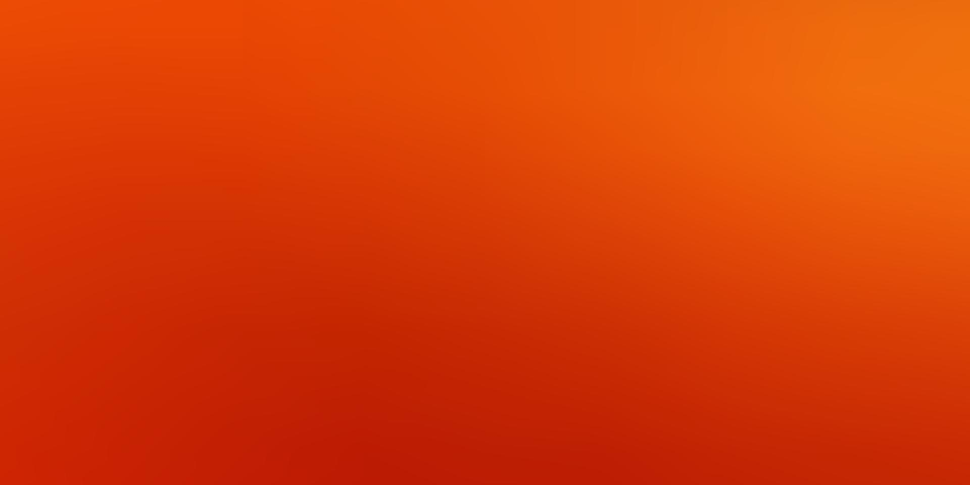 fond abstrait coloré vecteur orange clair.