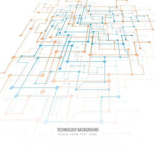 Contexte technologique avec une conception de circuit vecteur