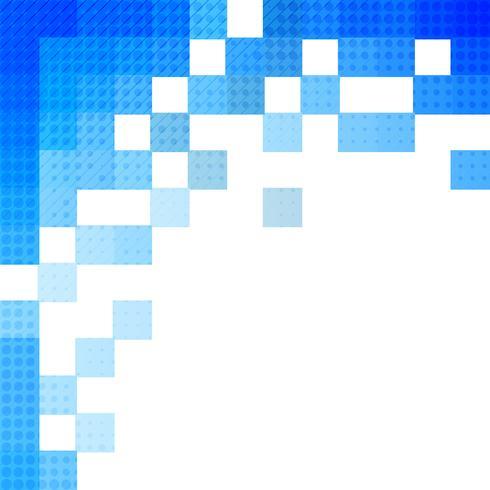 Fond de mosaïque abstraite vecteur