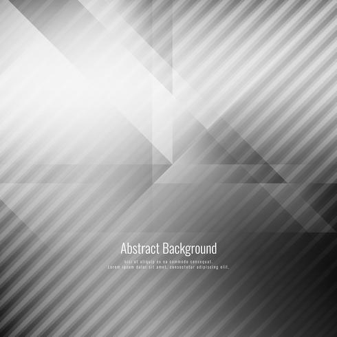 Abstrait géométrique de couleur gris abstrait vecteur