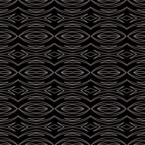 Fond noir abstrait vecteur
