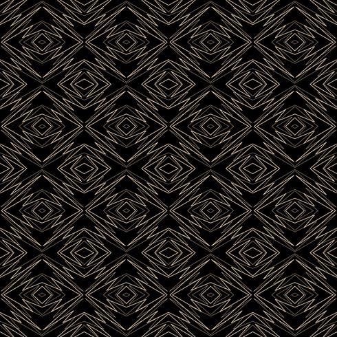 Abstrait motif vintage vecteur