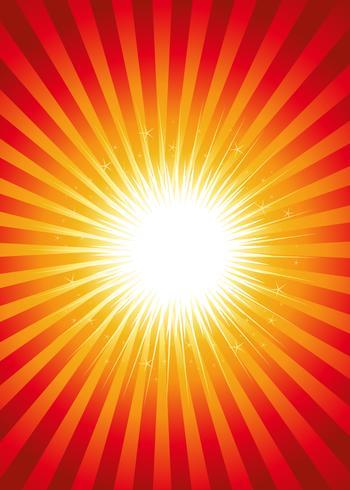 Résumé fond flashy starburst vecteur