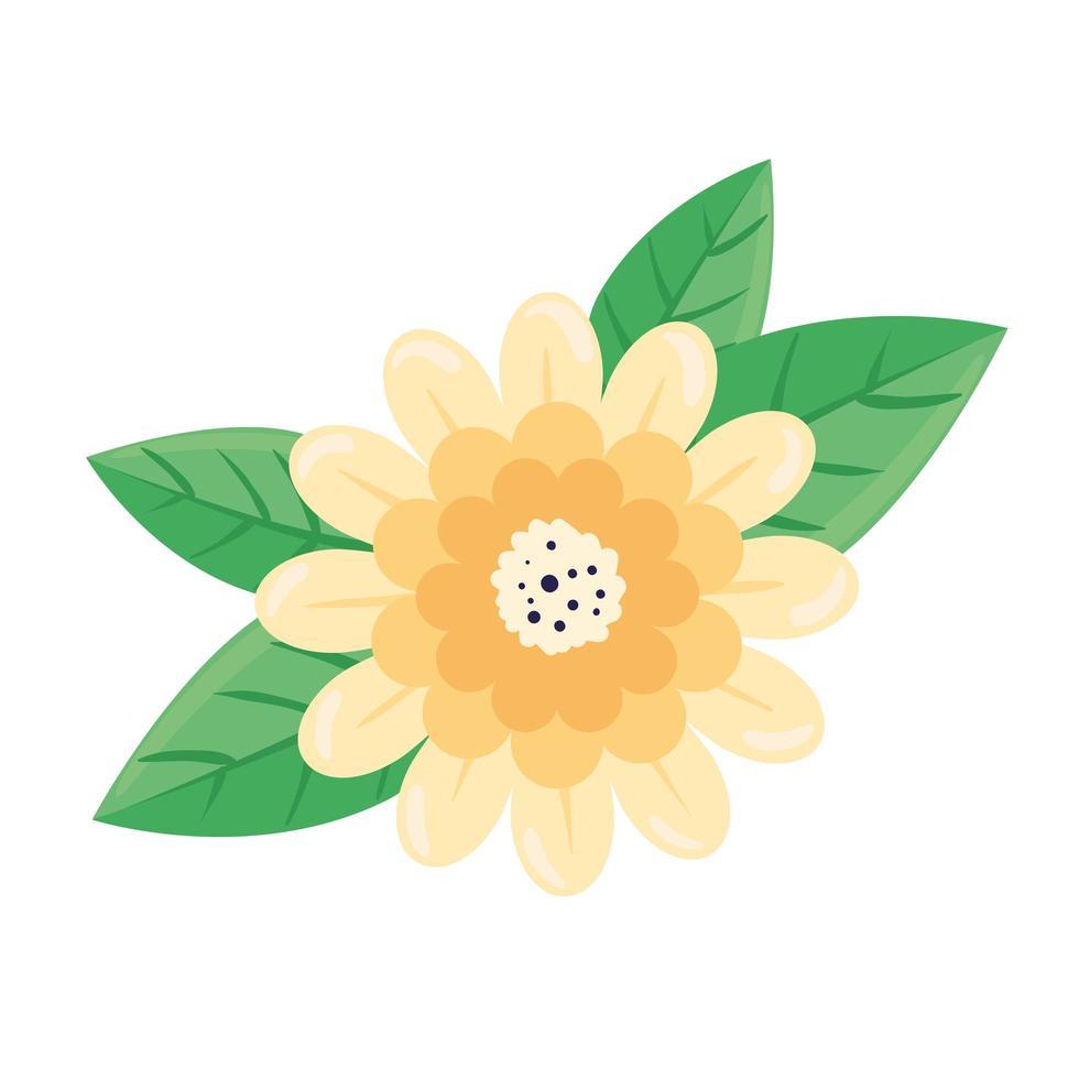icône de saison de printemps de fleurs et de feuilles de crème de beauté  2696568 - Telecharger Vectoriel Gratuit, Clipart Graphique, Vecteur Dessins  et Pictogramme Gratuit