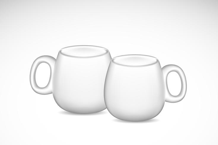 Tasse à thé vecteur