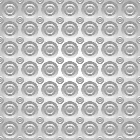 Fond abstrait cercles vecteur