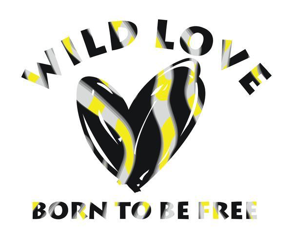 Illustration vectorielle avec le slogan pour t-shirts vecteur