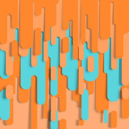 Abstrait en couches, vector