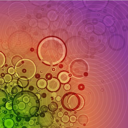Illustration de fond abstrait vecteur