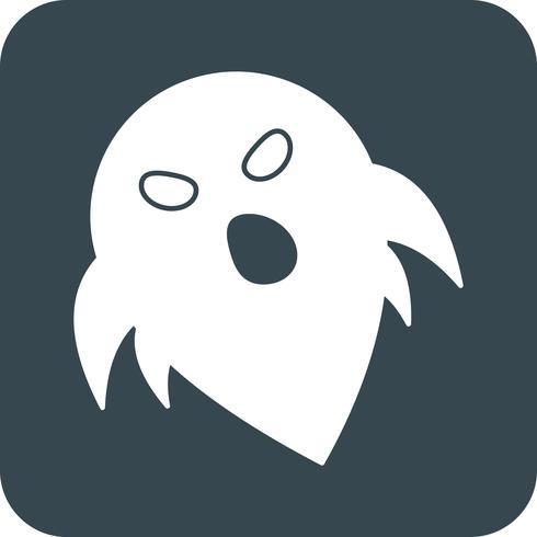 icône de fantôme de vecteur