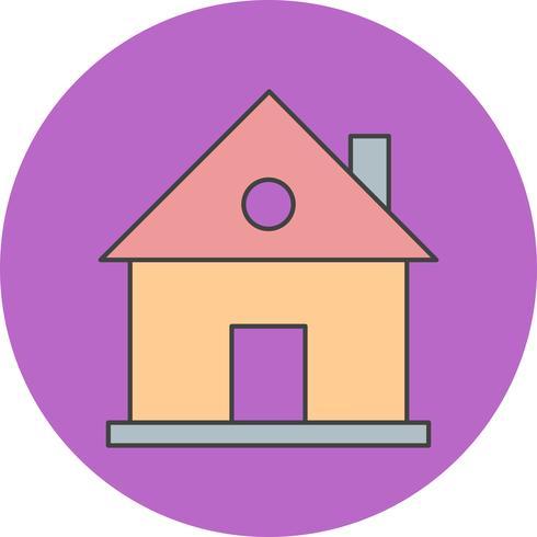 icône de maison de vecteur