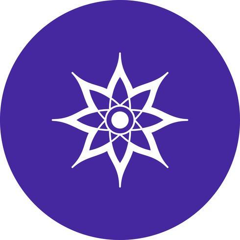 icône de décoration de vecteur