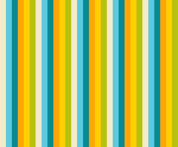 Motif de couleur rétro de lignes verticales. vecteur