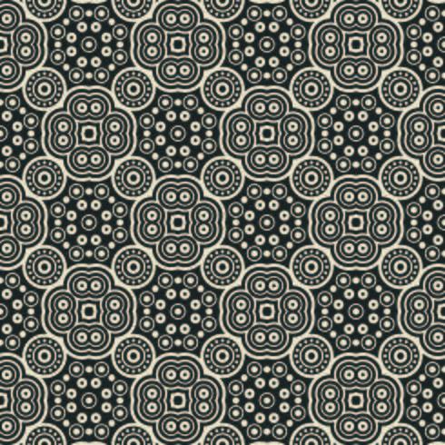 Modèle sans couture dans un style islamique. vecteur