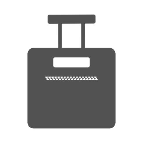 Icône de sac de vecteur