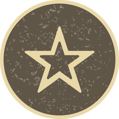icône vecteur étoile