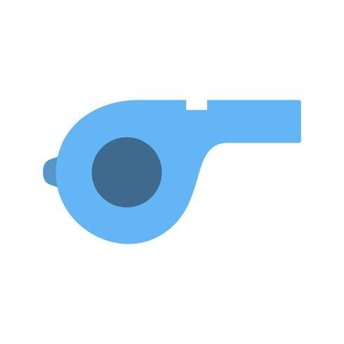 Sifflet Vector Icon