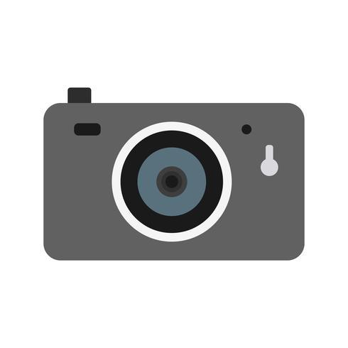Caméra Icône Vector Illustration