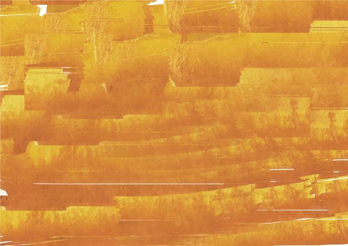 Peint à la main coloré fond aquarelle. Coups de pinceau aquarelle jaune, vert et bleu. Texture aquarelle abstraite et fond pour la conception. Fond aquarelle sur papier texturé. vecteur