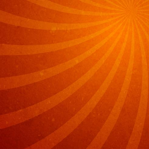 Papier peint spirale Sunburst vecteur