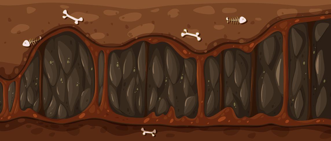 Un tunnel vecteur