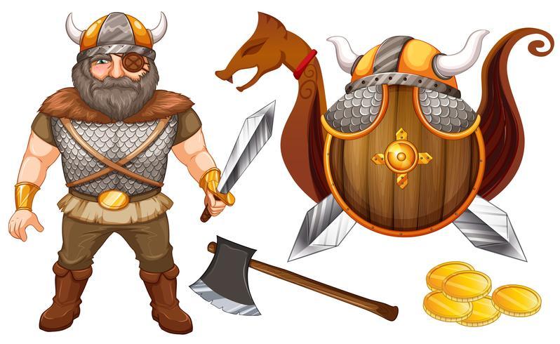 viking vecteur