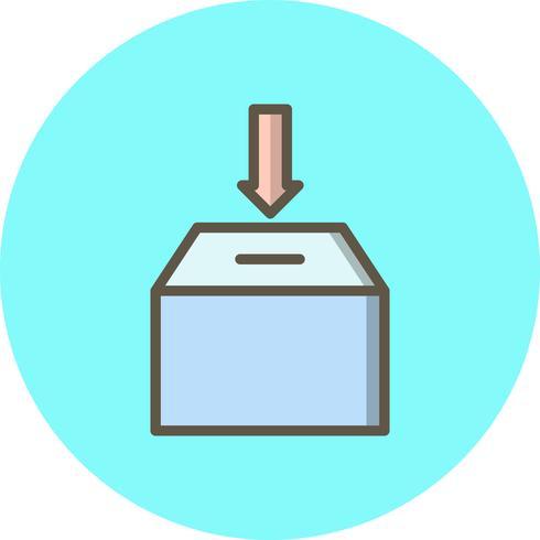 Icône de vecteur de zakat