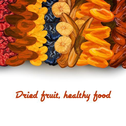 Fruits de fond imprimés vecteur