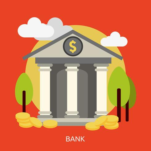 Banque Illustration conceptuelle Design vecteur