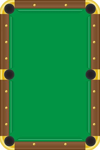 billard vecteur