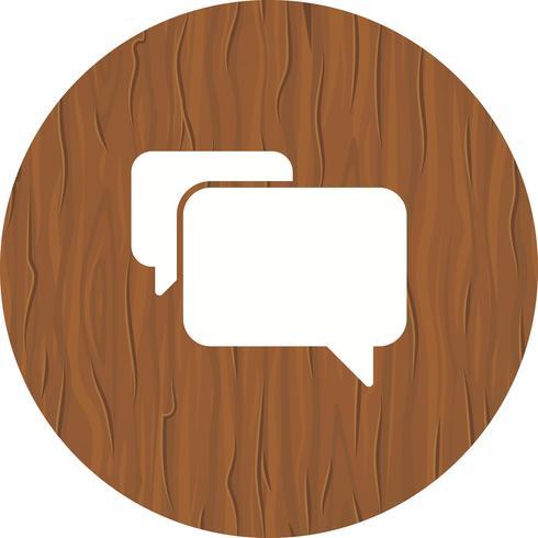 Chat Icône Design vecteur
