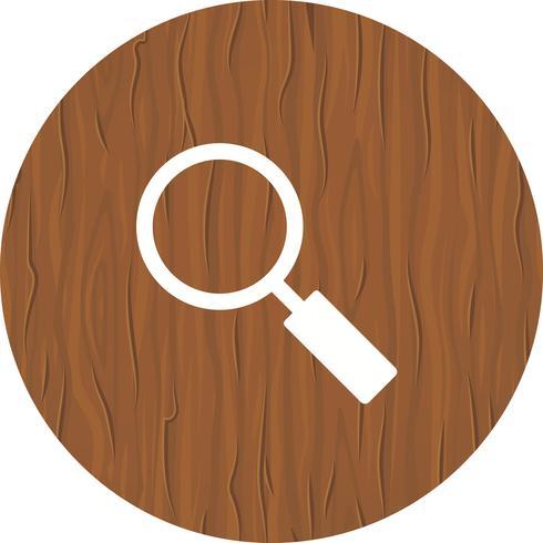 Rechercher Icon Design vecteur