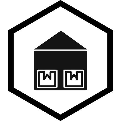Conception d'icône d'unité de stockage vecteur