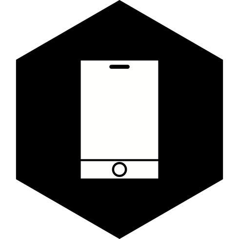 Conception d'icône de périphérique intelligent vecteur