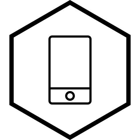 Conception d'icône de périphérique vecteur