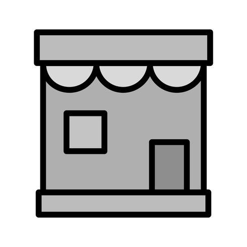 Boutique Icon Design vecteur