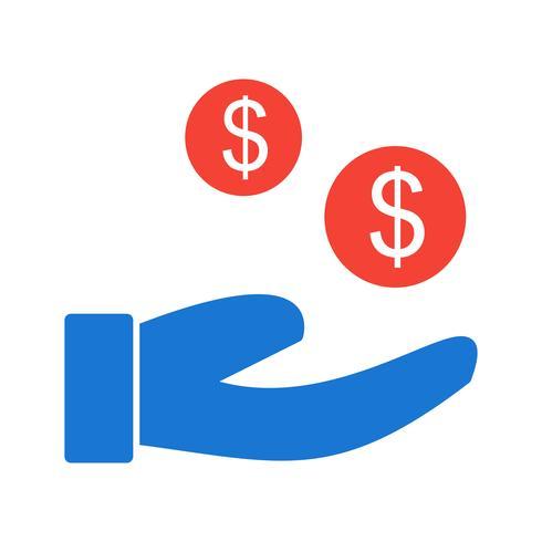 Conception d'icône d'acheteur vecteur