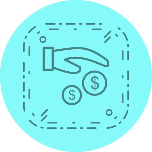 Conception d'icône de paiement vecteur